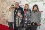 Robert Wagner and family