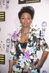 Actress Emayatzy Corinealdi