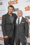 Liam McIntyre and Steven S. DeKnight