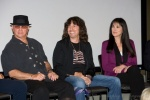 """Mike Post, Dennis """"Danger"""" Madalone and Connie Sellecca"""