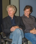 William Katt and Michael Pare