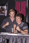 Casper Van Dien and Patrick Muldoon