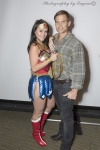 Jennifer Wenger and Casper Van Dien