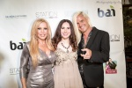 Amber Lynn with Vida and Daniel DiCriscio
