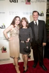 Vida Ghafarri with Lauree Dash and Ford Austin