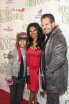 Keesha Sharp with family