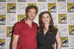 James D'Arcy & Hayley Atwell-Agent Carter